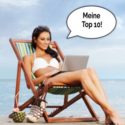 8 und 2 Top-Blogs die mich jeden Sonntag bereichern